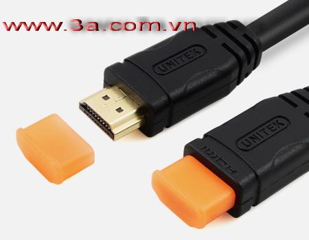 Cáp HDMI Unitek 1.5 mét Cap-hdmi-unitek-1_8m