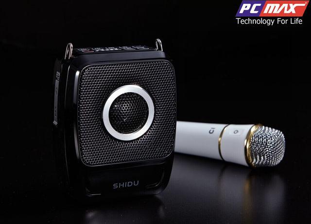 Máy trợ giảng không dây UHF wireless Shidu SD-S92 chất lượng cao S%2092%201