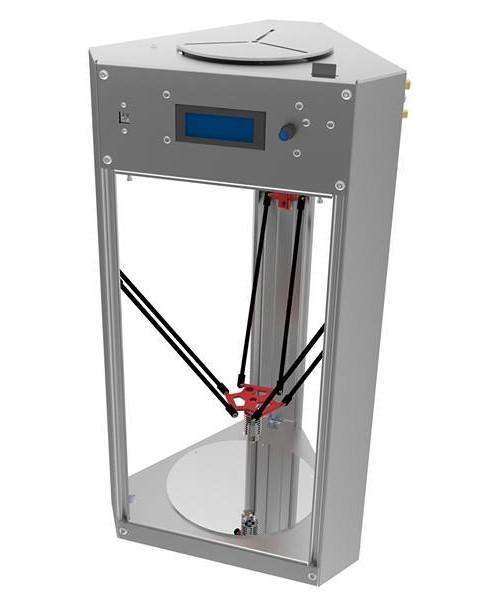 Imprimante 3d pour fabriquer ces propres accessoires vélo Trium