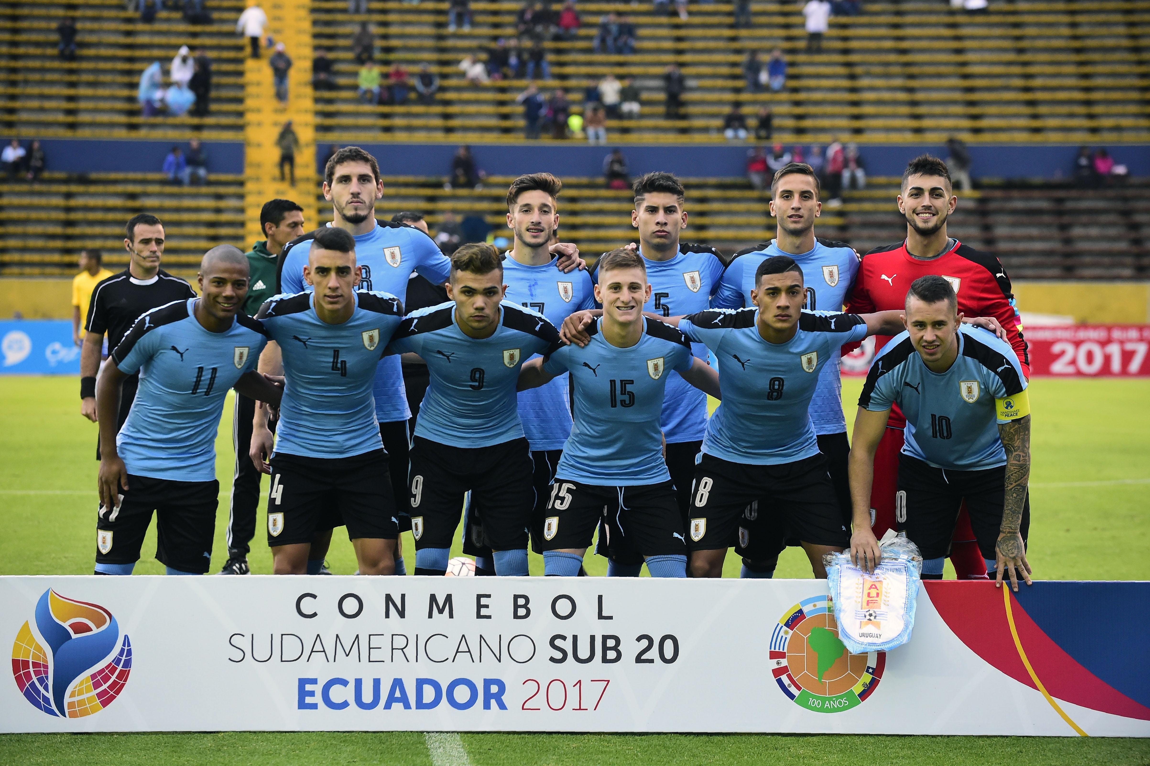 Hilo Libre Para Conversaciones Uruguay-sub20-brasil-sudamericano-AFP-3