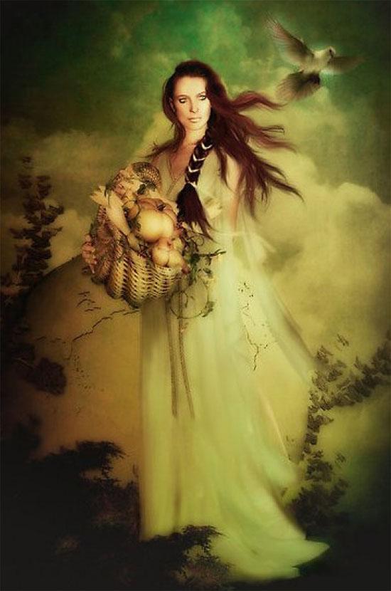 Стихия Земля. Магия стихии Земля. Использование земли в обрядах и ритуалах. Путь Ведьмы Земли Demetra