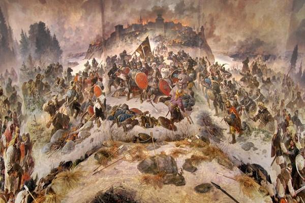 25 марта 1238 год г.Козельск 30767261