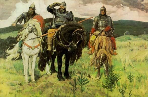 Русские праведники - Страница 2 1455817638_bogatyrya1