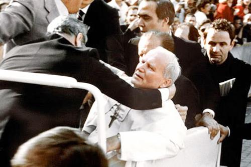 CHEMIN DE CROIX - Retour chemins de Croix/avec Jean-Paul II Images56