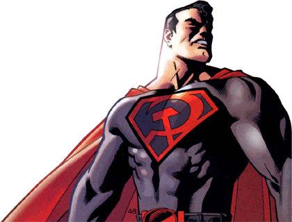 Los comunistas también tenemos superhéroes Son