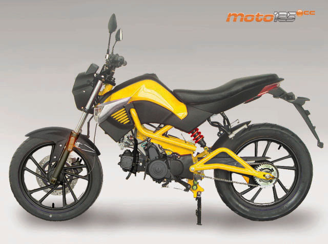 Kymco K-Pipe 125 Naked  Smpipe02
