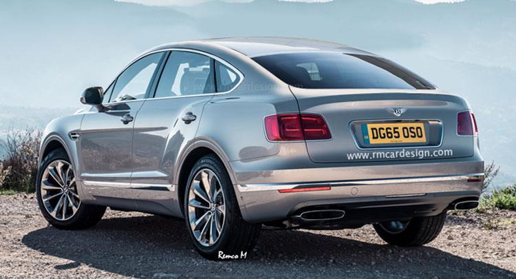"20?? - [Bentley] Bentayaga ""coupé"" Bentley-Bentayga-Coupe-0"