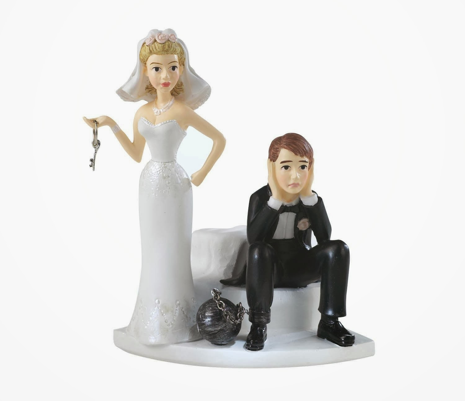 The United States of the Solar System, A.D. 2133 (Book Seven and the Seven Seals) - Page 2 Ball_and_chain_wedding_topper