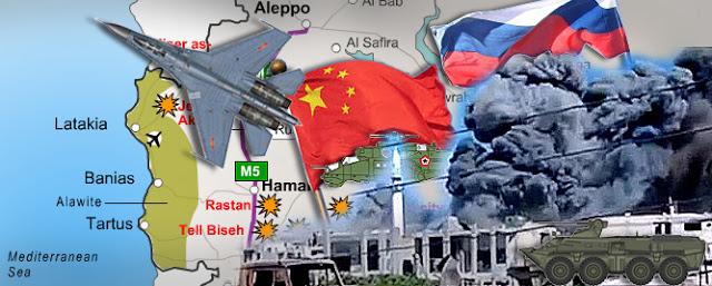 • LA TERCERA (y última) GUERRA MUNDIAL... La-proxima-guerra-china-se-unira-a-los-ataques-aeros-de-rusia-en-siria-aviones-j-15-portaaviones-chino