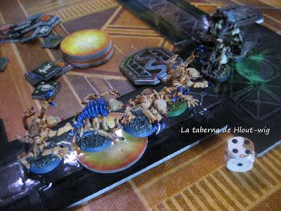 Historias de la guardia (pon un pecio en tu vida) campaña space hulk IMG_5924