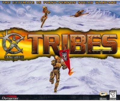 Starsiege: Tribes Starsiege%2BTribes