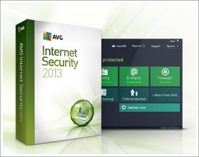 احصل على برنامج AVG Internet Security 2013 لمدة سنة كاملة مجانا ! WE