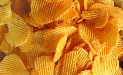 Os 10 piores alimentos de todos os tempos Salgadinho-batata