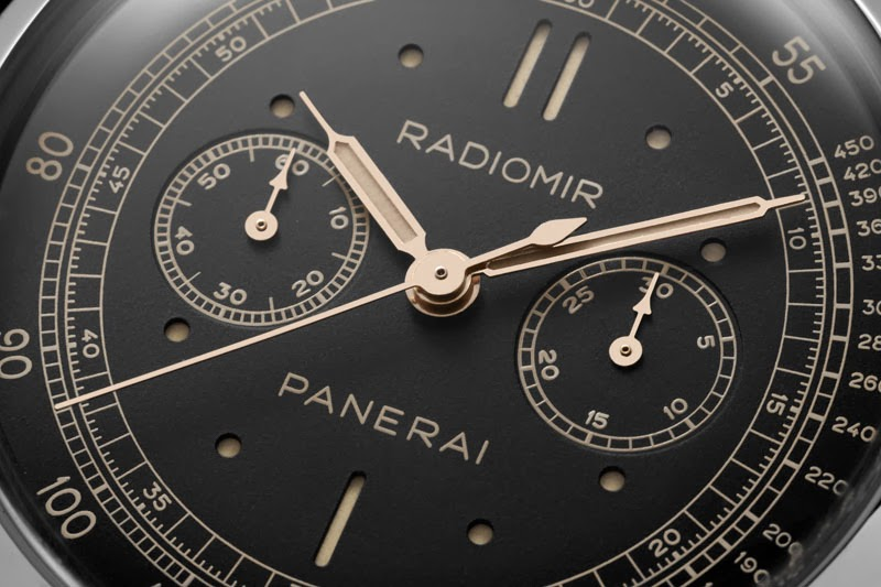 Panerai Radiomir 1940 Chronograph - Cadran blanc, et cadran noir... Panerai_Radiomir1940_Chronograph_Pam520_Dett02_B