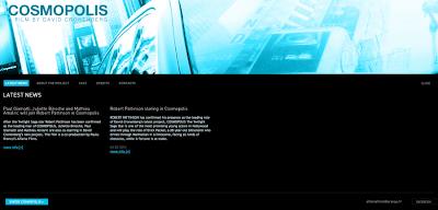 Un nouveau projet en perspective pour Robert Pattinson : Cosmopolis - Page 3 Cosmopolis8