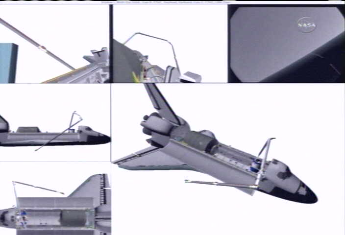 [STS-135] Atlantis: Déroulement de la mission.   Sts135_fd2a
