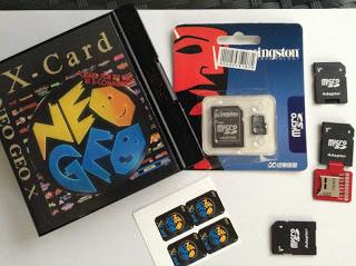 Plein, plein, plein de nouveautés autour du X-Card Pack_x12