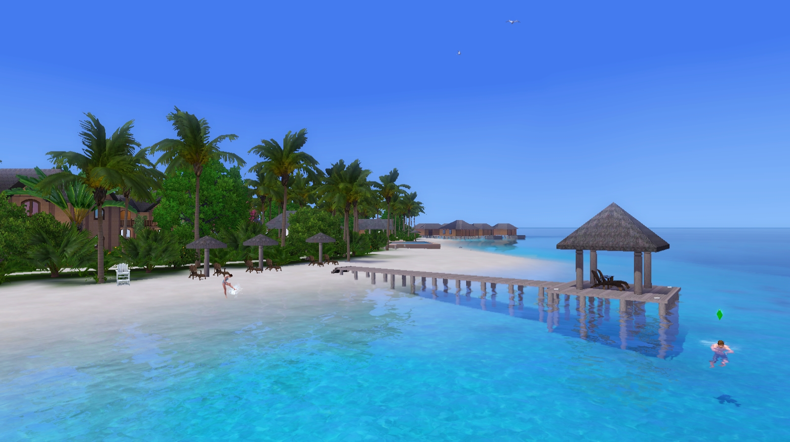 [Descarga] Mundo Suvadiva Resort, poblado. Screenshot-491