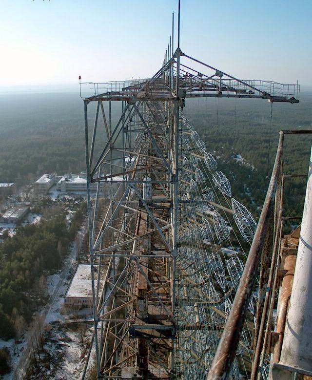 7 megaestructuras del antigua URSS abandonadas Pripyat