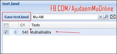 Como mudar o nome do servidor no client (onde seleciona a sala) (Com MagicHand 2.0) [Mu Online] Mudarnomedoserverpart5