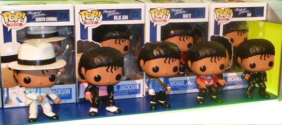 Action figures di Michael prodotte da Funko Five-michael-jackson-funko-pop-rocks