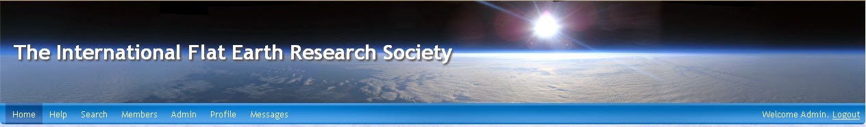The Flat Earth Society is Controlled Opposition! Ifers-banner