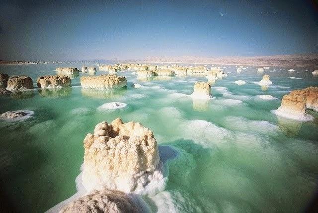تعرف على تكوينات غريبة ومدهشة للملح في البحر الميت Dead-sea-salt-crystals-1%5B2%5D