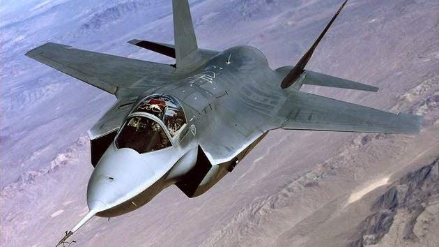 Lockheed Martin F-35 Lightning II (caza polivalente monoplaza de quinta generación USA ) - Página 15 _f35%2BLM