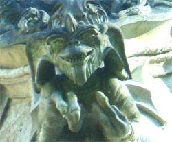Le saviez-vous?Les gargouilles de la chapelle de Bethleem Gremlins