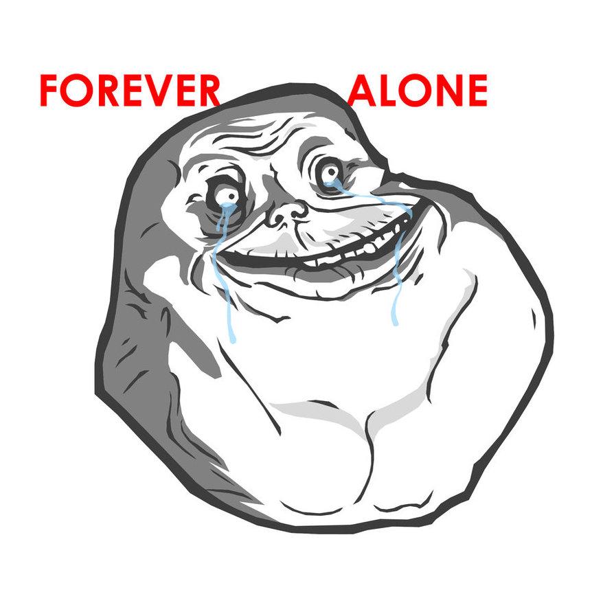 Juntada 26 de mayo - Página 2 Forever_alone__by_projectendo-d2z3pbc