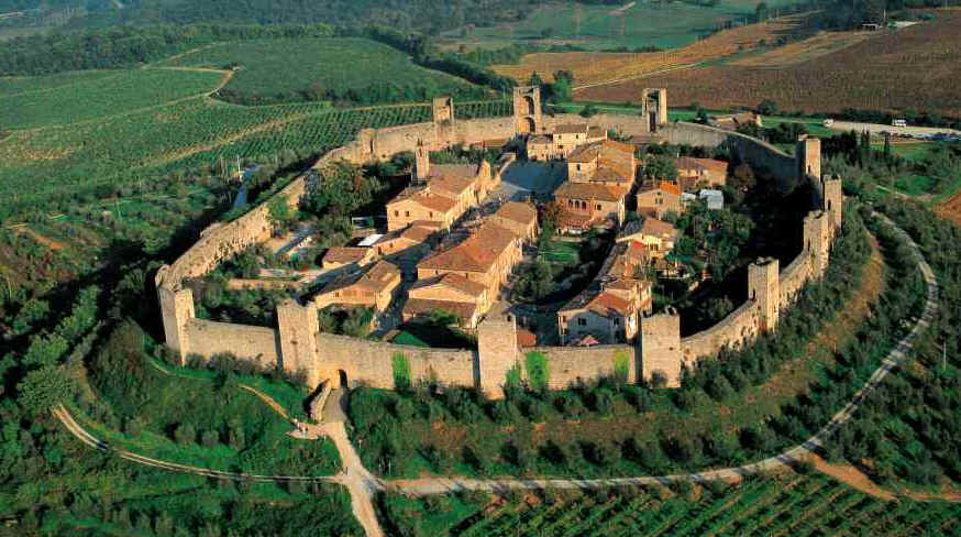 [Curiosidad]Investigando sobre Monte Vista (futuro mundo de LS3:Store) Monteriggioni