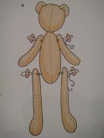Надежда Панькив Как закрепить ноги зайки, чтобы он уверенно стоял? (пуговично-нитяное крепление) DSC07459