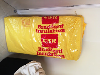 Sold : CSR Bradford Rockwool Fibretex  IMG_0524