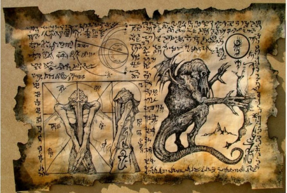 El Necronomicón,un libro salido de los infiernos Il_570xN_25043786