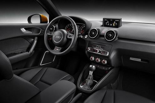 2012 - [Audi] A1 Sportback - Page 5 2012-Audi-A1-Sportback-13