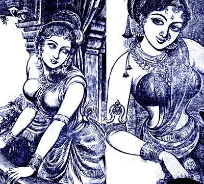 சாண்டில்யனின் சரித்திரக்கதைகள். Yavana_rani1