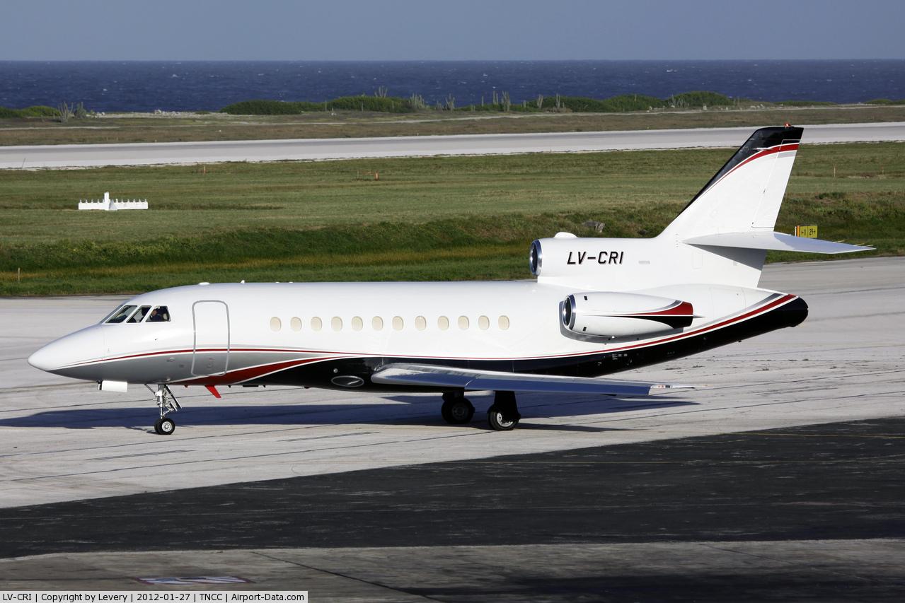 Agrupación Aérea Presidencial LV-CRI