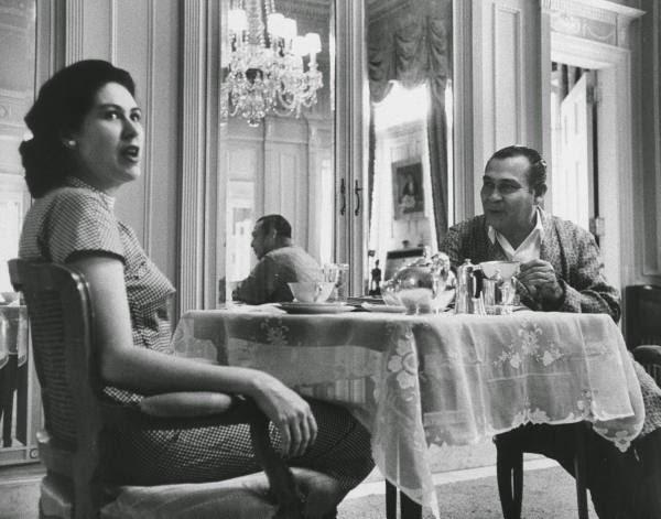 Verdades del Ataque al Palacio Presidencial el 13 de Marzo de 1957 FulgencioBatista-y-Marta