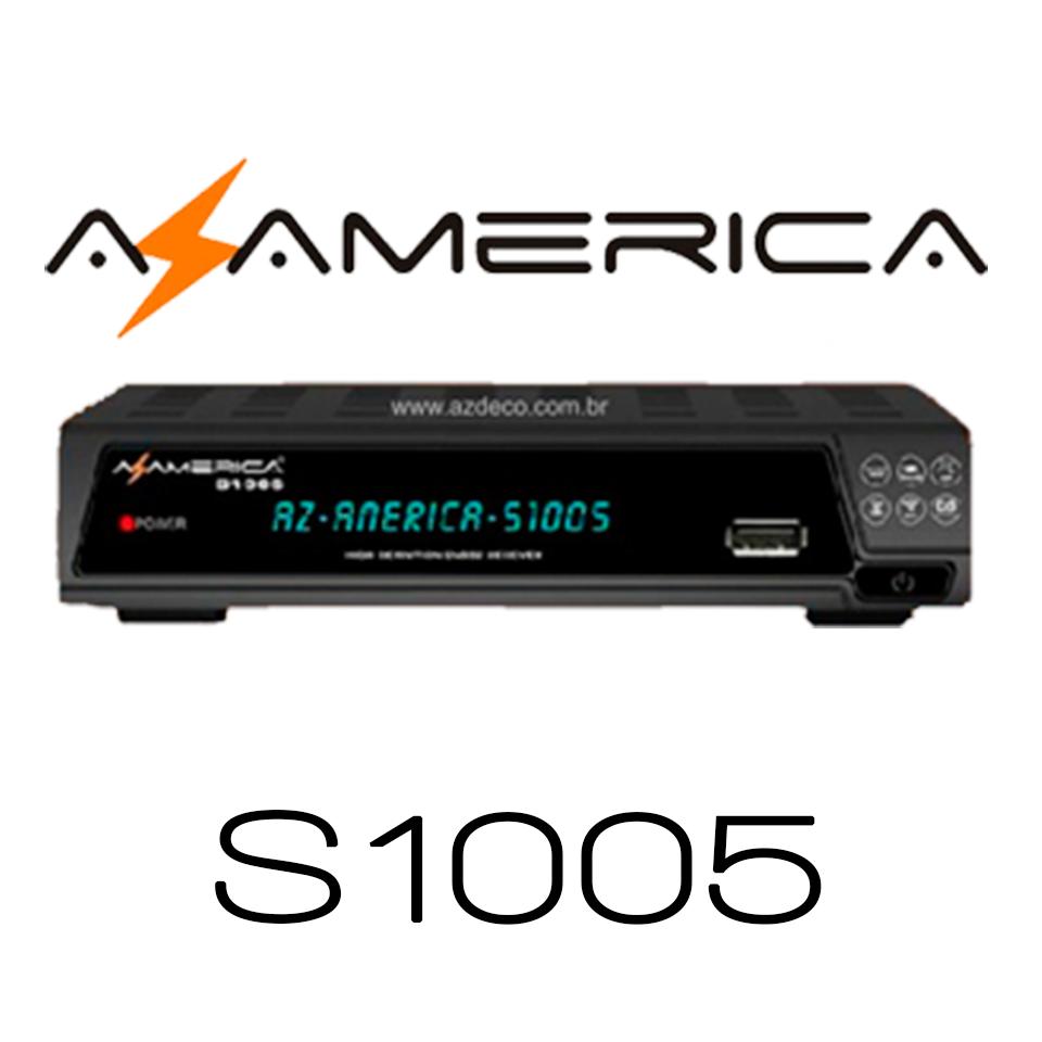 AZAMERICA - NOVA ATUALIZAÇÃO AZAMÉRICA S1005 14-09-2014 AZS1005