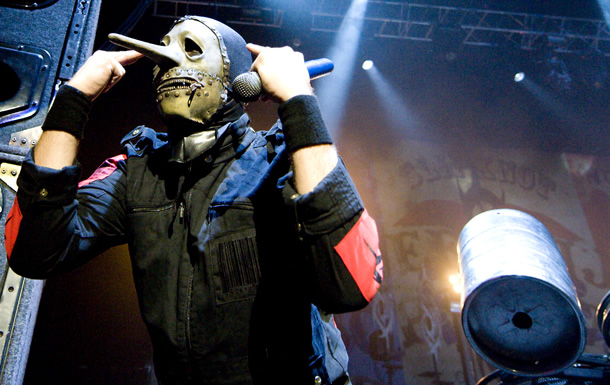 Slipknot Unmasked  Chrisfehn3