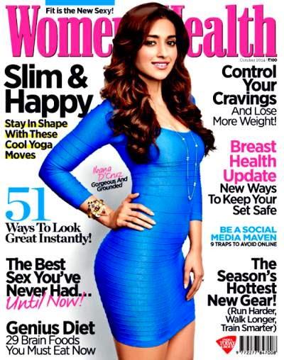 October 2014- Womens Health India Magazine PDF Mediafire Link.  WOM123__1414162417_2.51.119.101