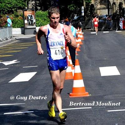 Bertrand Moulinet est élu marcheur de l'année 2012 DSC_2528