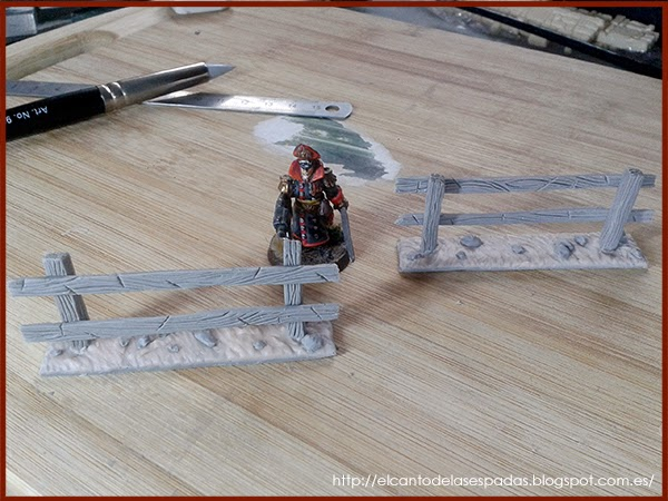New and Old scenery. - Page 7 Valla-Madera-Peana-Wooden-Fence-Base-Warhammer-Scenery-Escenografia-Wargame-12