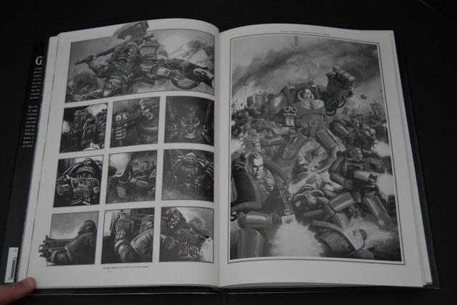 Artbook review - Inquis exterminatus DSC_0947