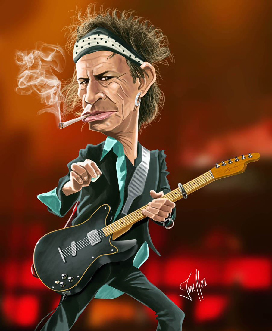 FELIZ CUMPLEAÑOS MOZARK!!! Keith-richards