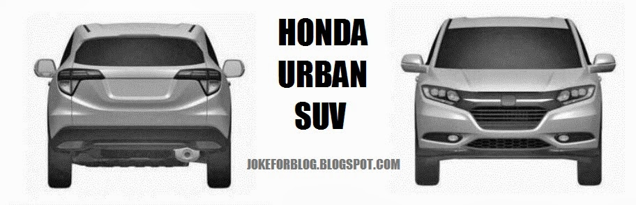 2014 - [Honda] Vezel / HR-V O0400029412740424808