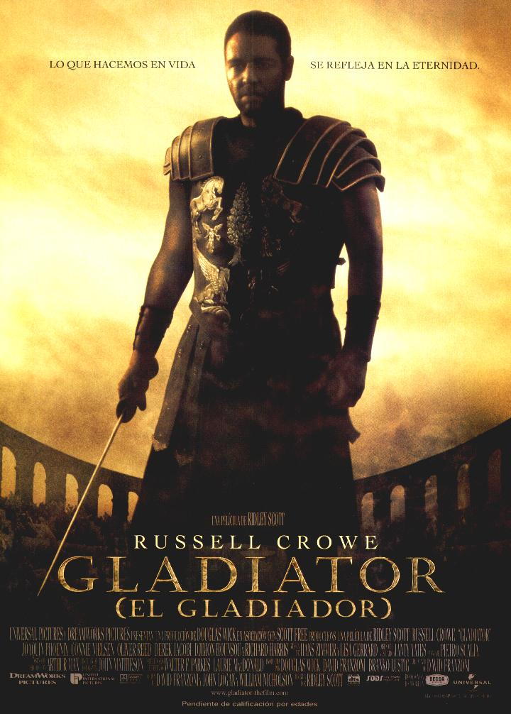 Gladiator. Gladiator