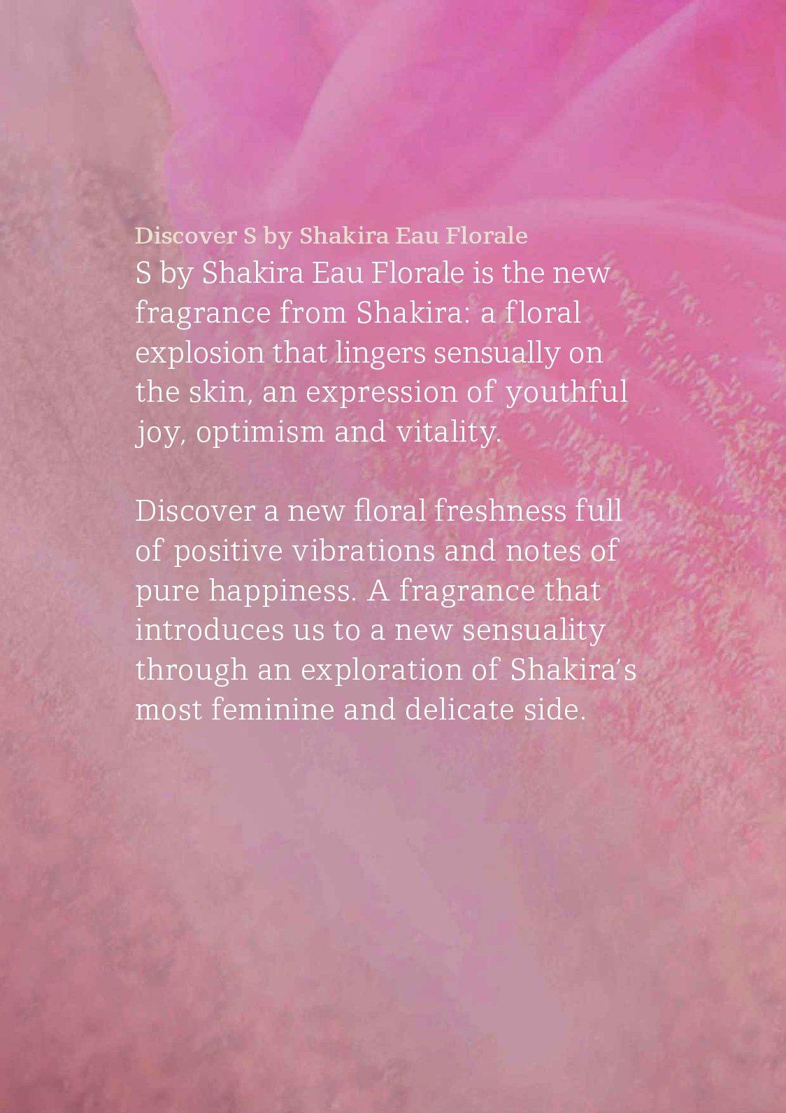 Fragancias de Shakira » Nueva: Love Rock! 06