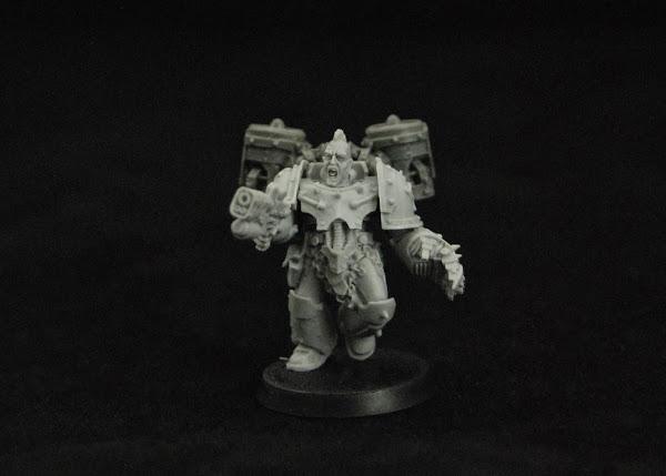 Warhammer 30k Sons of Horus  SOH_Reaver_WIP_13