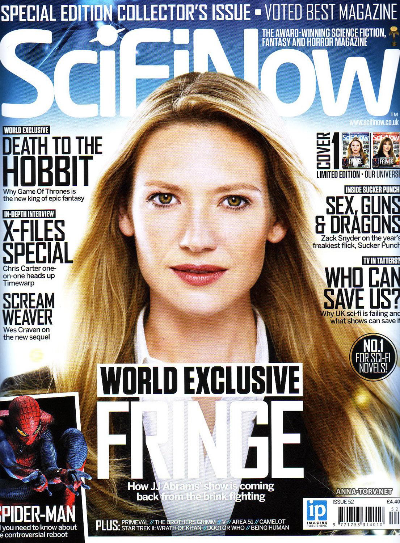 Novidades de Fringe Scifinow-issue53-001